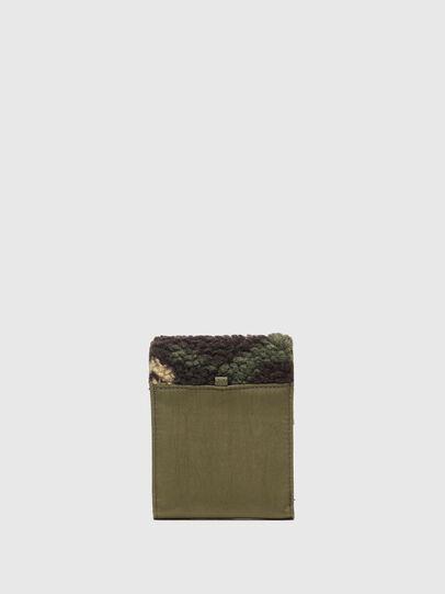 Diesel - HIRESH FD, Verde Militare - Portafogli Piccoli - Image 2