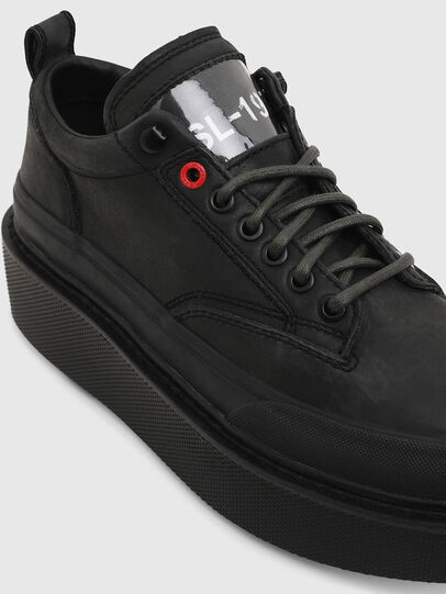 Diesel - H-SCIROCCO LOW LACE, Nero - Sneakers - Image 4