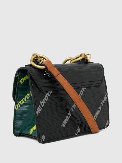 Diesel - ORMELLE MC, Nero/Verde - Borse a tracolla - Image 7