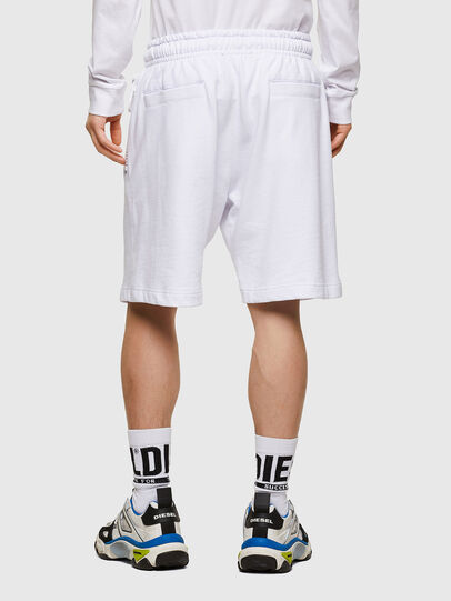 Diesel - P-HORTY, Bianco - Shorts - Image 2