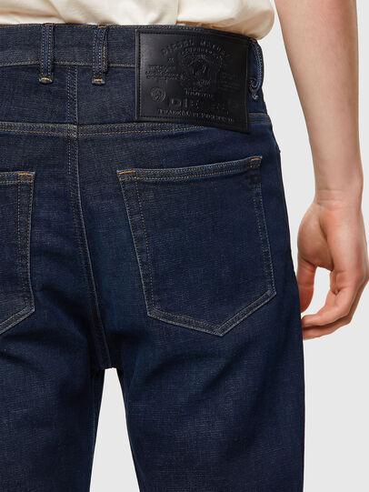 Diesel - D-VIDER JoggJeans® Z69VI, Blu Scuro - Jeans - Image 4