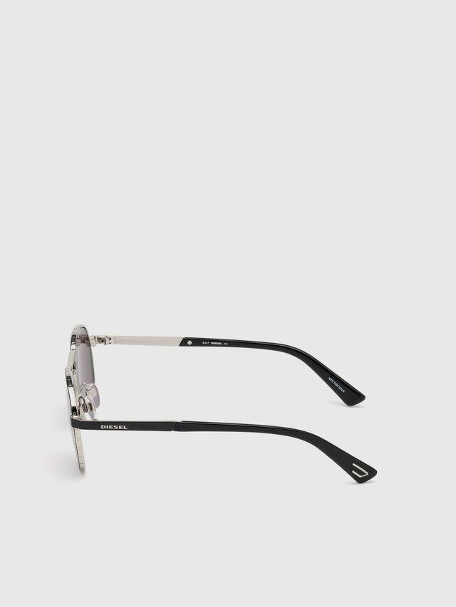Diesel - DL0265, Nero - Occhiali da sole - Image 3