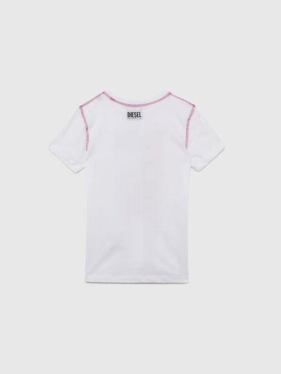 Diesel - TSILYROS, Bianco - T-shirts e Tops - Image 2
