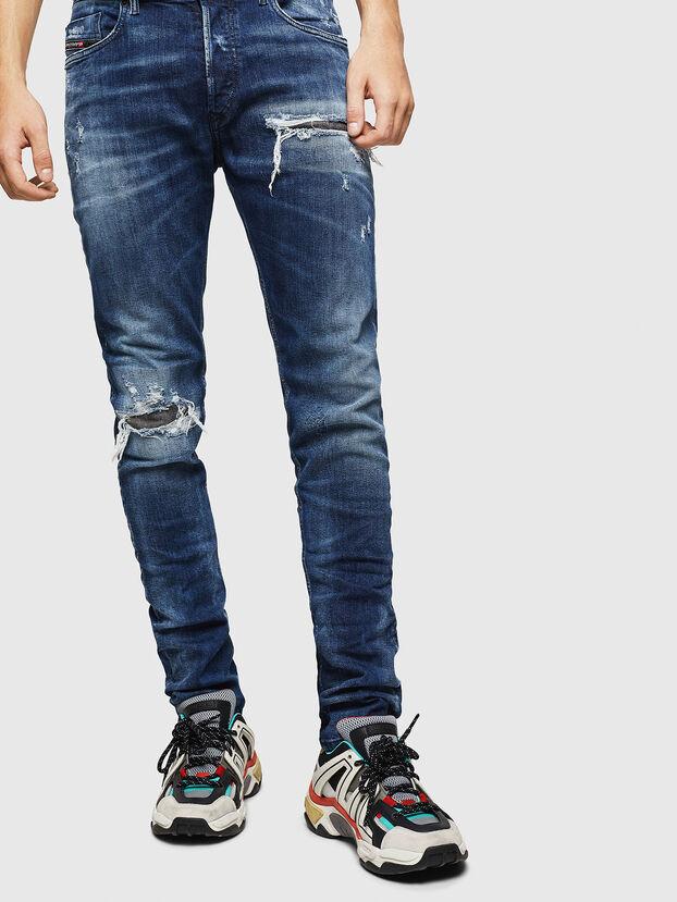 Tepphar 0090G, Blu Scuro - Jeans