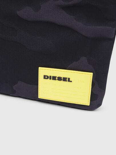 Diesel - F-DISCOVER CROSS, Nero/Giallo - Borse a tracolla - Image 4
