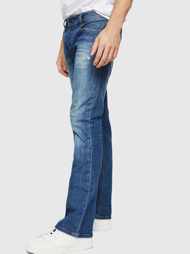 Diesel - Zatiny C84KY, Blu medio - Jeans - Image 4