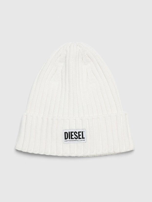 K-CODER-E, Bianco - Cappelli invernali