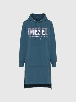 D-ILSE-T, Verde Acqua - Vestiti