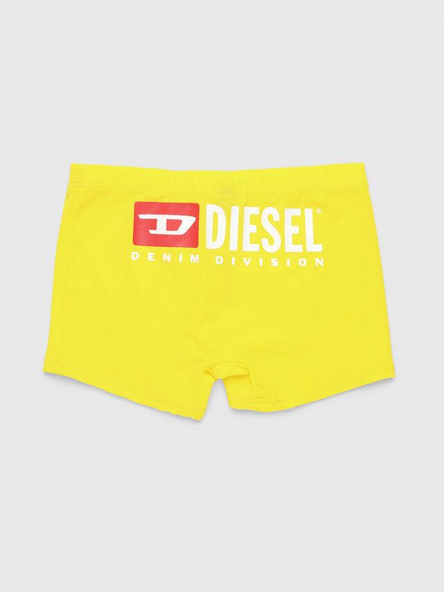 Diesel - MADYR, Giallo Fluo - Beachwear - Image 2