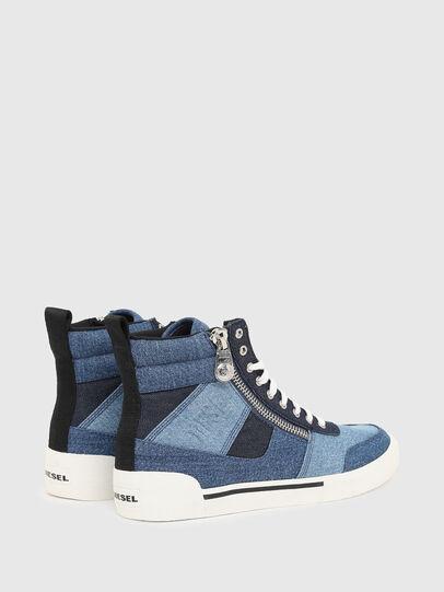 Diesel - S-DVELOWS MID CUT, Blu - Sneakers - Image 3