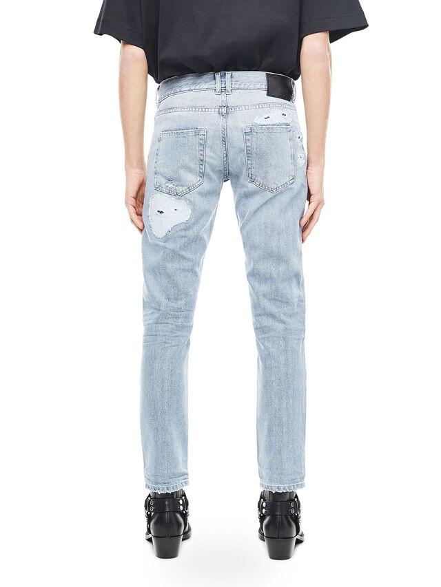 Diesel - TYPE-2813, Blu Chiaro - Jeans - Image 2