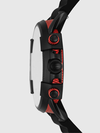 Diesel - DT2010, Nero - Smartwatches - Image 3
