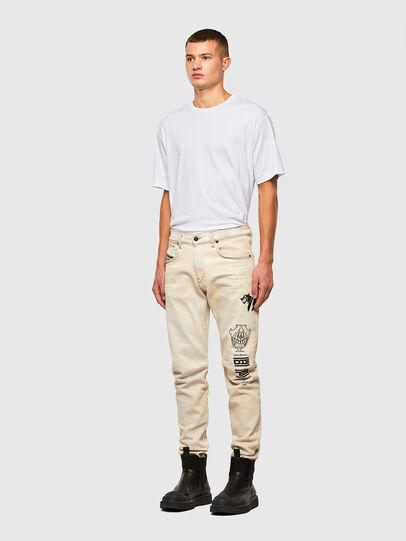 Diesel - D-Strukt 009KV, Bianco - Jeans - Image 6