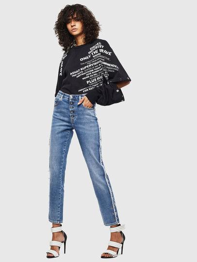 Diesel - Babhila 009AA, Blu medio - Jeans - Image 7