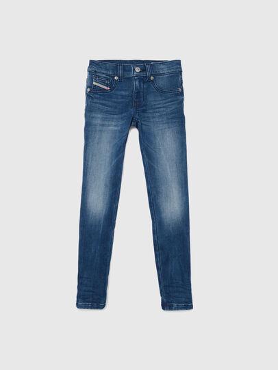 Diesel - DHARY-J JOGGJEANS, Blu medio - Jeans - Image 1
