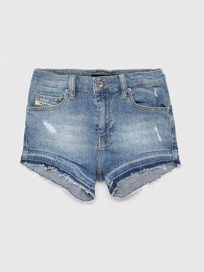 Diesel - PGINGHER-R, Blu Chiaro - Shorts - Image 1