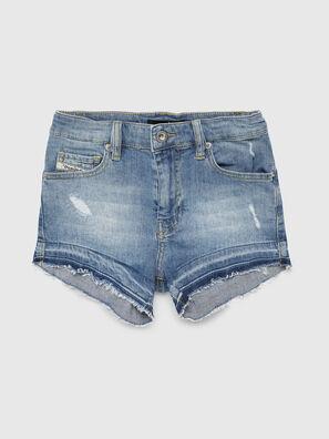 PGINGHER-R, Blu Chiaro - Shorts