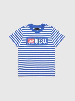TVIKB-R, Blu/Bianco - T-shirts e Tops