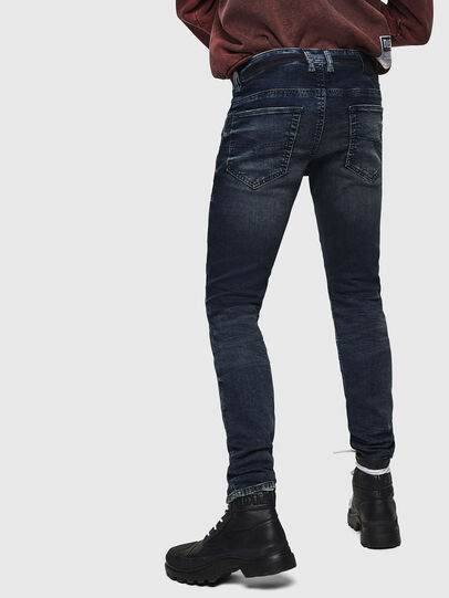 Diesel - Thommer JoggJeans 069GD, Blu Scuro - Jeans - Image 2