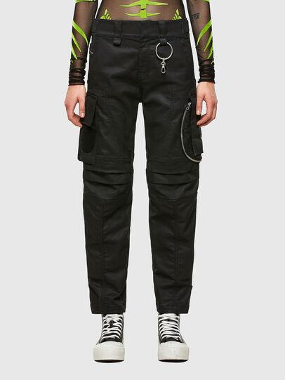 Diesel - D-Kiki JoggJeans® 069TU, Blu Scuro - Jeans - Image 1