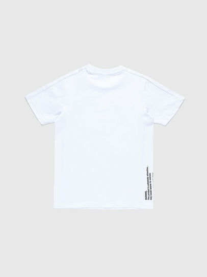 Diesel - THOVERY, Bianco - T-shirts e Tops - Image 2