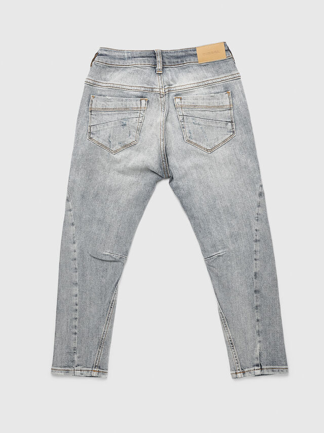 Diesel - FAYZA-J-N, Blu Chiaro - Jeans - Image 2