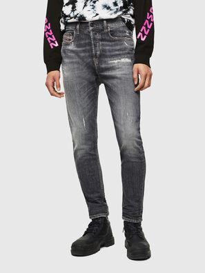D-Vider 0097Z, Grigio Chiaro - Jeans