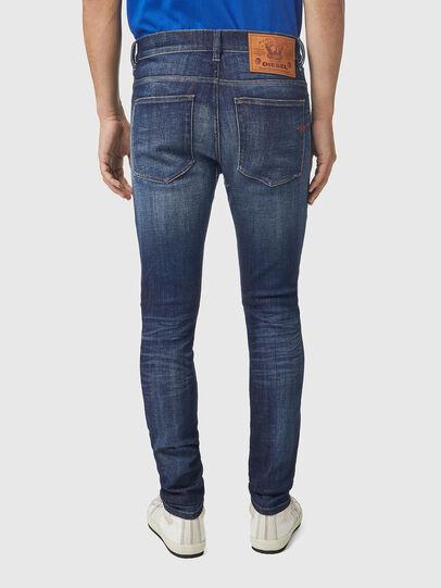 Diesel - D-Amny 09A85, Blu Scuro - Jeans - Image 2