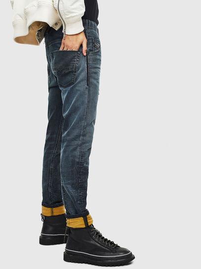 Diesel - Krooley JoggJeans 069MD, Blu Scuro - Jeans - Image 6