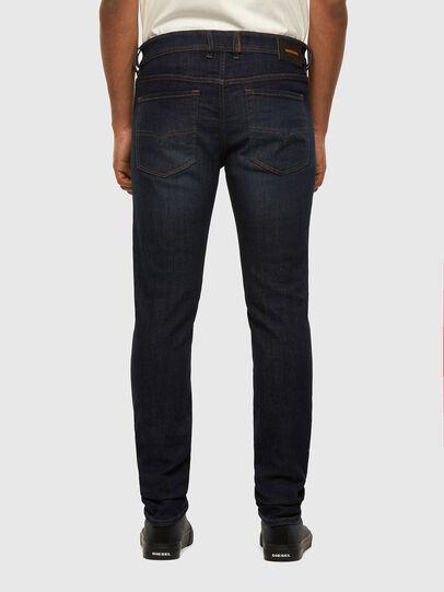 Diesel - Sleenker 009DI, Blu Scuro - Jeans - Image 2