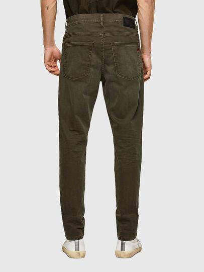 Diesel - D-Fining 0699P, Verde Militare - Jeans - Image 2