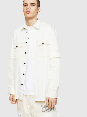 S-KOSOV, Bianco - Camicie