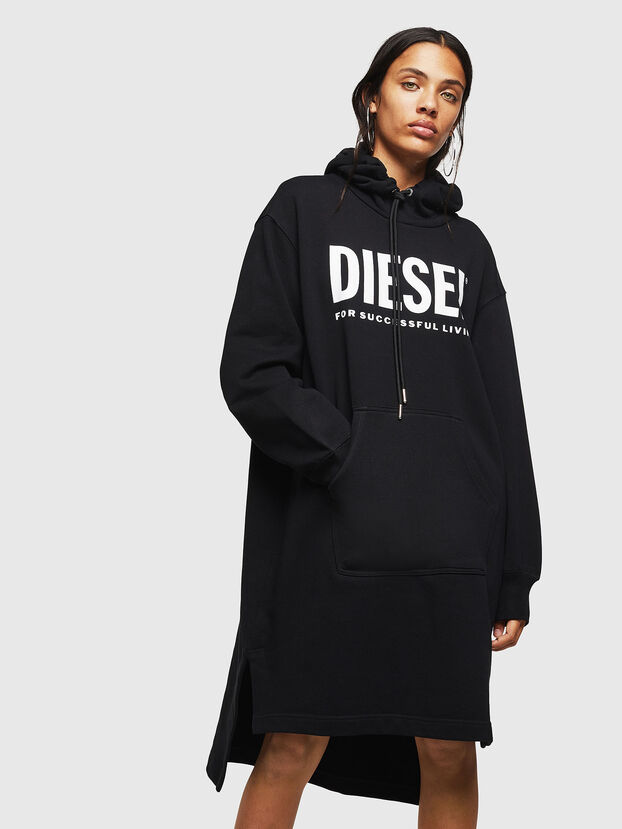 D-ILSE-T, Nero - Vestiti