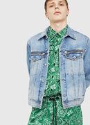 D-ROY, Blu Jeans - Giacche in denim