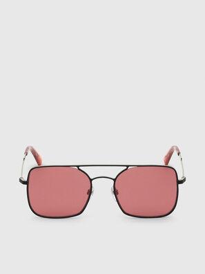 DL0302, Rosa/Nero - Occhiali da sole