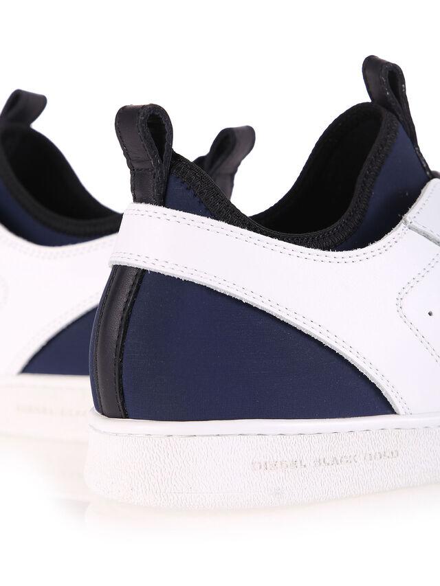 Diesel - S18ZERO, Bianco - Sneakers - Image 6
