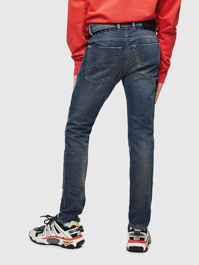 Diesel - Krooley JoggJeans 0870Z, Blu Scuro - Jeans - Image 2