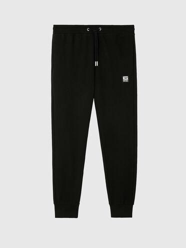 Pantaloni sportivi in misto cotone