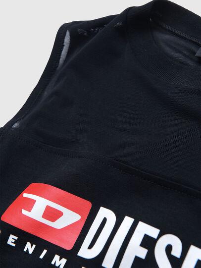Diesel - TGIORGIT, Nero - T-shirts e Tops - Image 3