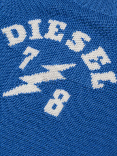 Diesel - KJONB, Blu - Maglieria - Image 3