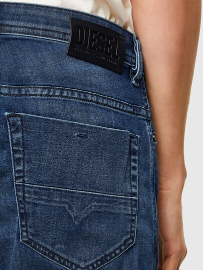 Diesel - Thommer 069SF, Blu Scuro - Jeans - Image 3