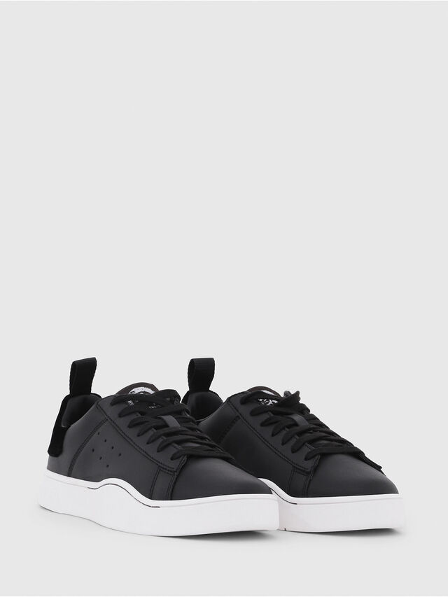 Diesel - S-CLEVER LOW W, Nero - Sneakers - Image 2