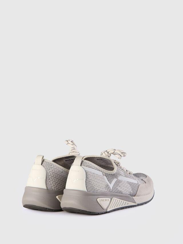 Diesel - S-KBY, Grigio - Sneakers - Image 3
