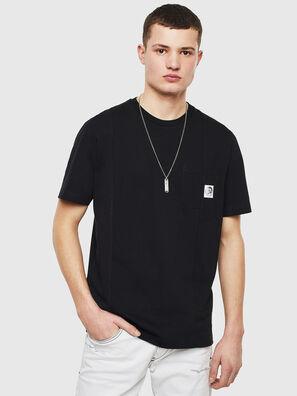 T-RISEN, Nero - T-Shirts