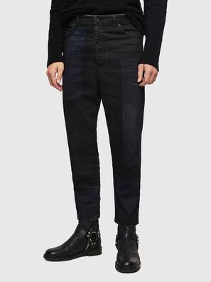 TYPE-2831-NE, Blu Scuro - Jeans