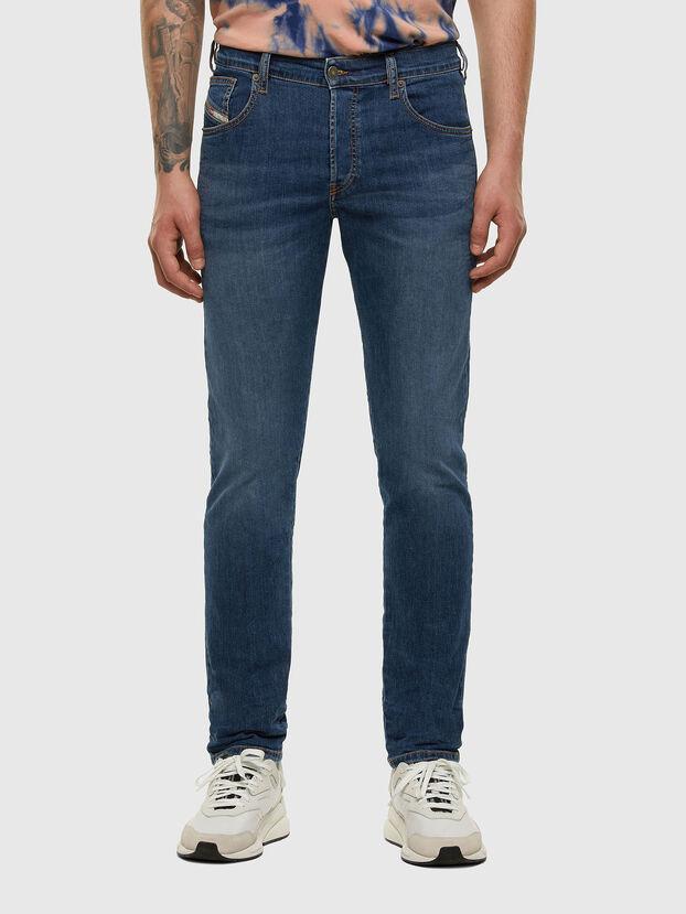 D-Yennox 009DG, Blu medio - Jeans
