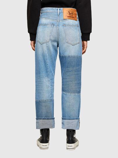 Diesel - D-Reggy 009ND, Blu Chiaro - Jeans - Image 2