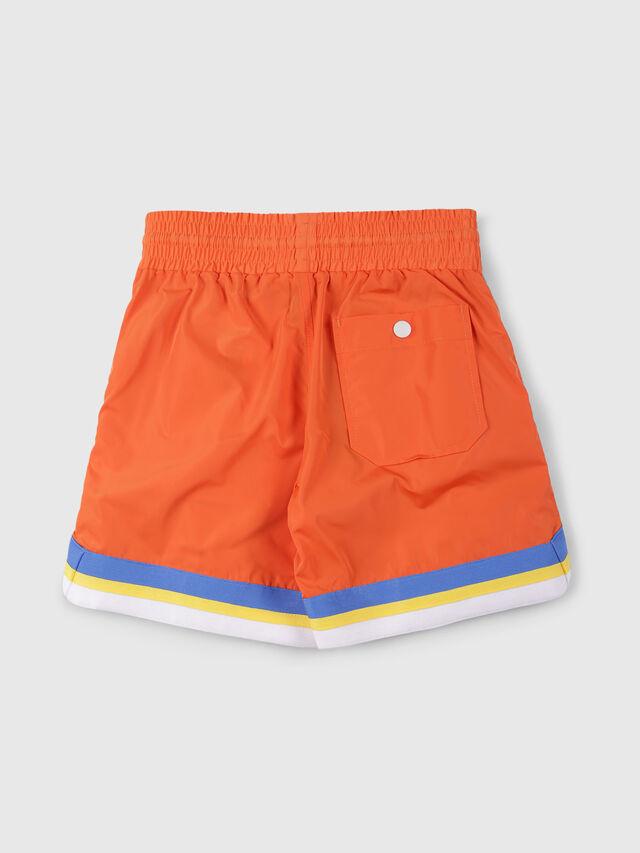 Diesel - PBOXER, Arancione - Shorts - Image 2