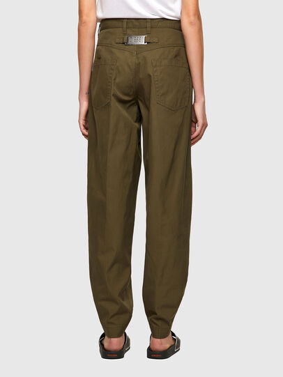 Diesel - P-JO-A, Verde Militare - Pantaloni - Image 2