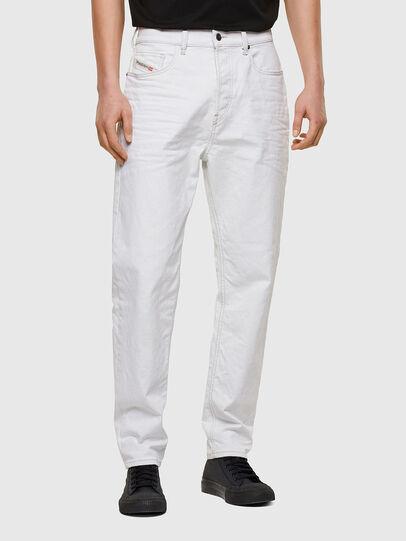 Diesel - D-Vider 003AF, Bianco - Jeans - Image 1